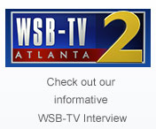 Check out our interview on WSB-TV